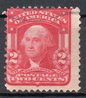 United States, 1903 - 2c Washington, Type I - Nr.319c Usato° - Used Stamps