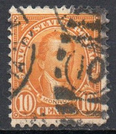United States, 1922/25 - 10c Monroe - Nr.562 Usato° - Used Stamps