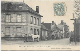 D 60. LA BOISSIERE. UN COIN DE LA PLACE AN 1904. - Other Municipalities