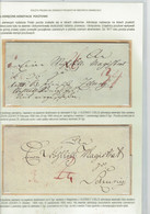 Prussian Post In The Polish Lands Within The Current Borders In The Years 1772-1867 - ADAM - Collections