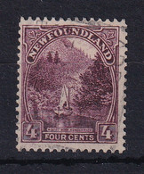 Newfoundland: 1923/24   Pictorial   SG152     4c    Used - 1908-1947
