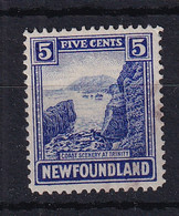 Newfoundland: 1923/24   Pictorial   SG153     5c    Used - 1908-1947
