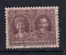Newfoundland: 1928/29   Publicity Issue [D.L.R.]  SG166     3c  [Perf: 13½ X 13]    Used - 1908-1947