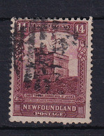 Newfoundland: 1928/29   Publicity Issue [D.L.R.]  SG174     14c  [Perf: 13 X 13½]  Used - 1908-1947