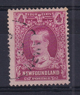 Newfoundland: 1929/31   Publicity Issue [Perkins, Bacon]  SG182     4c      Used - 1908-1947