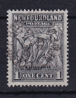 Newfoundland: 1932/38   Pictorial  SG222     1c      Used - 1908-1947