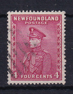 Newfoundland: 1932/38   Pictorial  SG224     4c      Used - 1908-1947