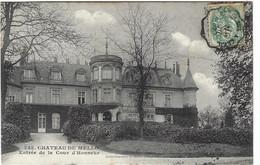 60 Cires Les Mello -   Chateau De Mello - Entree De La Cour D'honneur - Other Municipalities