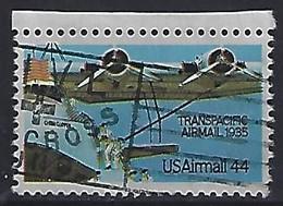 USA  1985  Transpacific Airmail  (o) Mi.1727 - 3a. 1961-… Used