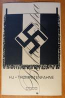 HJ-Trompetenfahne. Verlag Heinrich Hoffmann München German  WW II 1940-1945 - Oorlog 1939-45