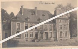 Dorinne , (Yvoir , Spontin , Durnal , Purnode) , Photocarte Du Chateau - Yvoir