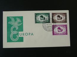 FDC L'Europe Du Coeur Europa Belgique 1959 Ref 101753 - 1951-60