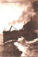 Hochsee-Torpedoboot In Voller Fahrt ,   Marine - Oorlog 1939-45