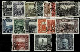 1906, Nr. 29 - 44 Kpl. Satz, ANK € 120.-, A5782 - Bosnia And Herzegovina