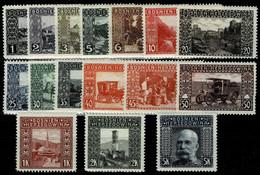 1906, Nr. 29 - 44 Kpl. Satz, Ungebraucht, ANK € 100.-, A5783 - Bosnia And Herzegovina