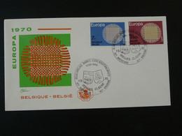 FDC Europa 1970 Belgique Ref 101792 - 1961-70