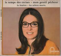Disque 45 Tours NANA MOUSKOURI - 1967 - Fontana 460.245 ME - 4 Titres - Autres - Musique Française