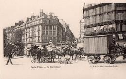 "PARIS Vécu "" Un Carrefour"" - Sonstige"