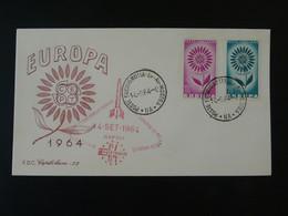 FDC Europa 1964 Italia Ref 101808 - F.D.C.