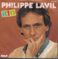 Disque 45 Tours PHILIPPE LAVIL - 1982 - RCA VICTOR PB 61036 - 2 Titres (NR) - Autres - Musique Française