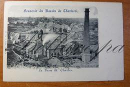 Charleroi. La Fosse Saint Charles Charbonnage Mining Koolmijn Site.  Nels Serie 5, N°18 - Bergbau