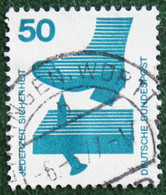 50 Pf Unfallverhütung (I) Mi 700 1971 Used Gebruikt Oblitere Germany BRD Allemange - Gebraucht