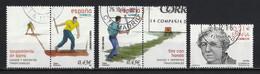 Espagne 2008 : Timbres Yvert & Tellier N° 4027 - 4028 - 4029 - 4033 - 4034 - 4035 - 4037 - 4038 - 4044 - 4045 Et 4046 Ob - 2001-10 Usati