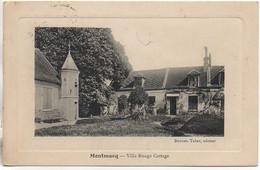 60 MONTMACQ   Villa Rouge Cottage - Other Municipalities