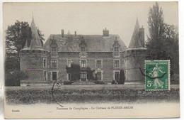 60 Environs De Compiègne - Château De PLESSIS-BRION - Other Municipalities