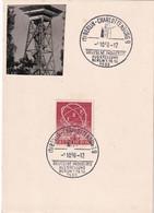BERLIN 1950 CARTE ILLUSTREE - Briefe U. Dokumente