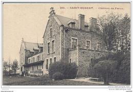 FREUX ..-- Le Château . Texte MILITARIA . Voir Verso . - Libramont-Chevigny