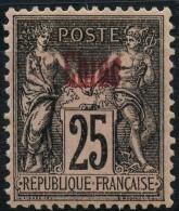 Chine (1894) N 8 * (charniere) - Ungebraucht