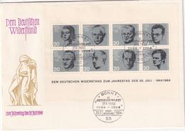 BUND 1964  LETTRE DE BONN - Briefe U. Dokumente