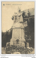 LIBRAMONT ..-- Le Monument Commémoratif . Vers BERTRIX ( Melle Marie JACOB ) . Voir Texte Verso . - Libramont-Chevigny