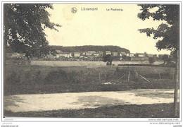 LIBRAMONT ..-- Faubourg . 1924 Vers GULLEGHEM ( Melle Alice DEJAGER ) . Voir Verso . - Libramont-Chevigny