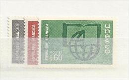 1966 MNH Unesco, Postfris - Ungebraucht