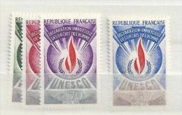 1969-1971 MNH Unesco, Postfris** - Ungebraucht