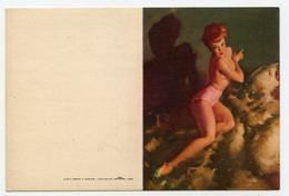 Calendrier Petit Format 1952 Pin-up. - Petit Format : 1941-60