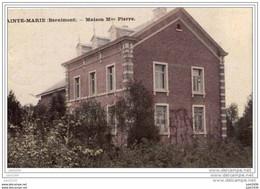SAINTE - MARIE ..-- BERNIMONT ..-- Maison Mme PIERRE . 1914 Vers LONGWILLY ( Melle Sophie CHARLIER ) . Voir Verso . - Libramont-Chevigny