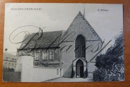 Bois Seigneur Isaac. L'Abbaye ( Eglise Chapelle) - Braine-l'Alleud
