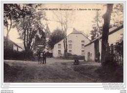 SAINTE - MARIE ..-- BERNIMONT ..-- L' Entrée Du Village . - Libramont-Chevigny