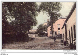 SAINTE - MARIE ..-- Le Centre Du Village . 1909 Vers JEMAPPES ( Melle Domi  DELCROIX ) .   Voir Verso . - Libramont-Chevigny