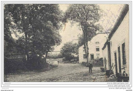 SAINTE - MARIE ..-- FELDPOST . LIBRAMONT . 1915 Vers Allemagne . Voir Verso . - Libramont-Chevigny