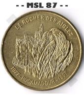 - - 46 - Rocamadour - Le Rocher Des Aigles - 1977-1997 - MDP - ACHAT IMMEDIAT - - - 2003