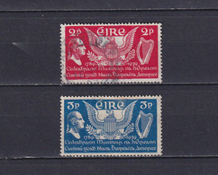 IRELAND 1939, SG# 109 - 110, Emblem, Art, MH/Used - Used Stamps