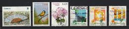 Espagne 2009 : Timbres Yvert & Tellier N° 4087 - 4095 - 4096 - 4102 - 4104 - 4105 - 4107 - 4108 - 4109 Et 4110 Oblit. - 2001-10 Usati