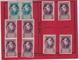 1940 - VIGNETTE BIENFAISANCE PTT VICTIMES DE GUERRE Sur CARTE (RARE !) De COTISANT VOLONTAIRE ! - Autres