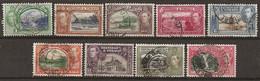 Trinidad 1938 Vues Views Obl - Trinidad & Tobago (...-1961)