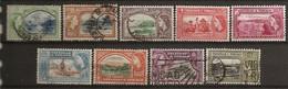 Trinidad 1953 Vues Views Obl - Trinidad & Tobago (...-1961)