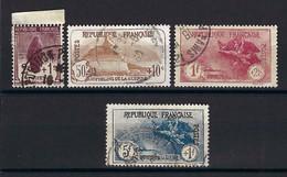 ⭐ France - YT N° 229 Et 232 - Oblitéré - Orphelins - 1926 / 1927 ⭐ - Gebraucht